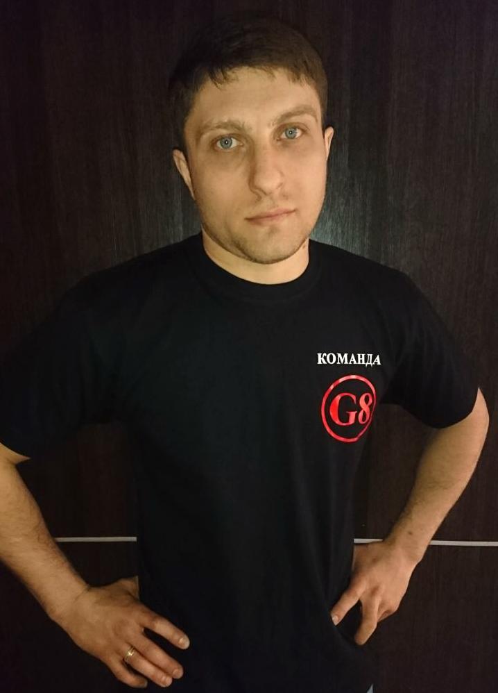 Команда G8: ДЕНИС ЧУБАРОВ